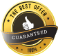 The best offer 100% guaranteed
